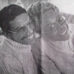 Mr. and Mrs Curtis Petty (Detroit Free Press, November 2, 1982)