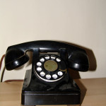 Old Fashion Rotary Telephone